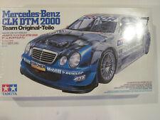 TAMIYA  1/24 Mercedes Benz CLK DTM 2000   Model Kit   #24237   Fujimi