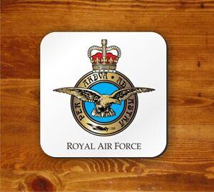 Royal Air Force Crest - coaster