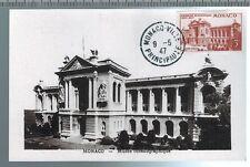 1947 - Fdc Cp 1°Jour - Monaco**Musée Océanographique**Timbre - Yt. PA.N°24