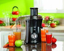 Hamilton Beach (67601) Big Mouth Juice Extractor - Black- 800 WATTS - BPA FREE
