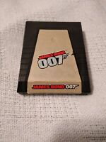 Colecovision James Bond 007 Video Game Tested Works Great Good Label