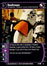 Star Wars TCG ANH A New Hope Sandtrooper 44/180