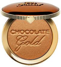 Too Faced Chocolate Gold Soleil Bronzer 0.28oz MSRP $30 NIB