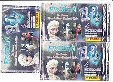 """2015 Panini Disney Frozen """"Ice Dreams"""" Lot Of Three Packs~6 Photocards Per Pack"""