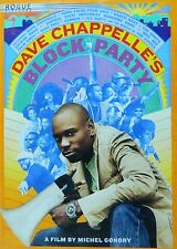 DAVE CHAPPELLE's BLOCK PARTY(2005)Kanye West Common The Roots The Fugees