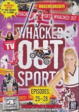 Whacked Out Sports Episodes 25-28 (2007) #790046006722