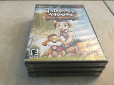 Harvest Moon: Save the Homeland (Sony PlayStation 2, 2001) PS2 NEW
