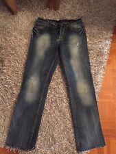 Just Cavalli Designer Herren Jeans Gr.48 Top Design