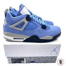 Air Jordan Retro 4 University Blue UNC CT8527-400Size 10.5
