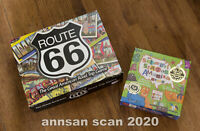 2 Roat Trip / US Geography board games Route 66 & Scrambled States of America