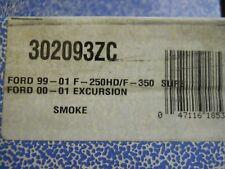Deflecta Shield Smoke Bug Guard 302093ZC Ford 00-01 Excursion 99-01 F250 F350