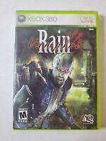 Vampire Rain (Microsoft Xbox 360, 2007)