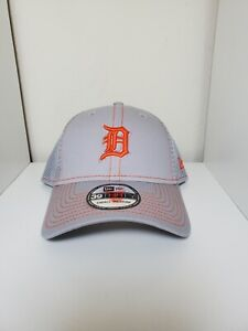 Detroit Tigers MLB New Era 39Thirty Flex Fit Hat/Cap Size S/M