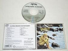 WES MONTGOMERY/CALIFORNIA DREAMING(VERVE RECORDS POCJ-1813) JAPAN CD ALBUM