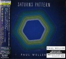 PAUL WELLER-SATURNS PATTERN-JAPAN CD+DVD BONUS TRACK H20