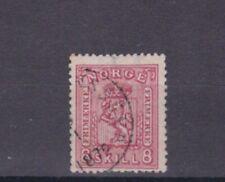 1867/8 8s used Sc 18 k2051