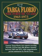 Targa Florio: Porsche Years 1965-1973 (Brooklands Books Road Test Series): Porsc