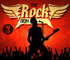 CD the rock Box de various artists 4cds