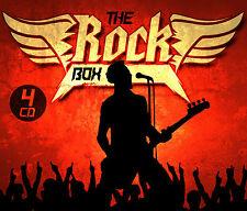 CD The Rock Box d'Artistes divers 4CDs