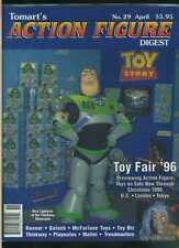 Tomart's Action Figure Digest #29 Toy fair 1996 Toy Story Buzz Lightyear  MBX95