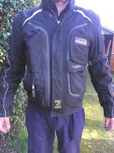Spidi Airbag Motorcycle Jacket (LArge)
