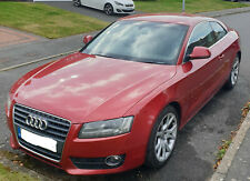 AUDI A5 COUPE SPORT TDI A 2.7L - 2009 - 116000 -  *NON RUNNER* or *SPARES*