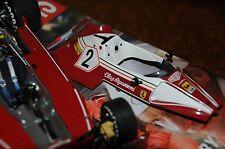 Exoto 1976 Ferrari 312T2 / Regazzoni / DEVELOPMENT MODEL 2 / 1:18 / # GPC97130DM