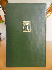 McTeague ~ Frank Norris, 1899 Modern Library, Flexible leather composite cover