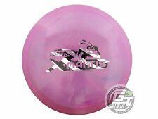 New Discraft Elite X Mantis 167-169g Purple Zebra Foil Fairway Driver Golf Disc