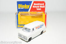 DINKY TOYS 410 BEDFORD AA VAN BRITISH AIRWAYS N MINT BOXED RARE SELTEN JOHN GAY