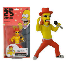"NECA THE SIMPSONS SERIES 1 KID ROCK 25th ANNIVERSARY 5"" COLLECTIBLE FIGURE"
