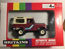 Vintage Britains 9507 Land Rover Defender 90 Within Its Original Box