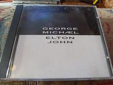 George Michael & Elton John – Don't Let The Sun Go Down On Me (cd Single) RARE