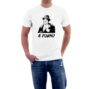 Mr Fiddler Pound T-shirt Carry On Camping Peter Butterworth Tee Sillytees