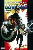 Ultimate Comics Ultimates Volume 1 Hardcover GN Jonathan Hickman New HC NM