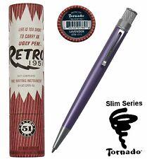 Retro 51 Lavender / #STB-1711  Slim Series Tornado Ball Point Pen