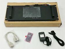 COP-USA MC08R Rack Mountable 8'' Color LCD/TV Monitor CCTV w/Remote Control New