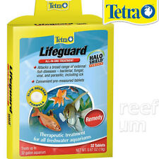 LifeGuard 32 Tablets Freshwater Fish General/Broad Spectrum Med Tabs Tetra