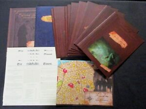 OEJ ~ Sherlock Holmes Consulting Detective ~ The Thames Murders & Other Cases