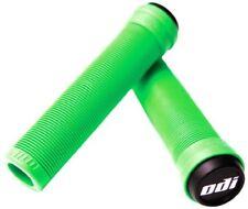 ODI Flangless Longneck Soft Grips 135mm Green Universal F01SLN