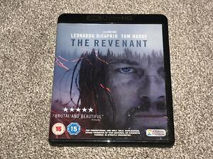 THE REVENANT : 4K ULTRA HD  BLU RAY SET - IN VGC (FREE UK P&P)