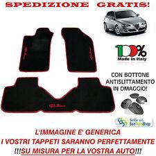 ALFA ROMEO 147 Tappeti Auto su Misura Pers., Tappetini Posteriori Uniti, OFFERTA