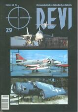 REVI 29 WW2 FINLAND FIAT G.50 / WW1 GERMAN SIEMENS-SCHUCKERT SSW D.III / P-38 LI