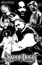 "SNOOP DOGG  11x17  ""Black Light"" Poster"