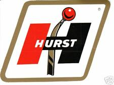 HURST VINYL STICKER (A018)