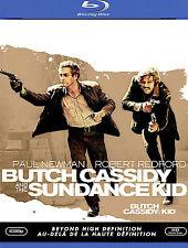 Butch Cassidy and the Sundance Kid Blu-ray Disc Paul Newman