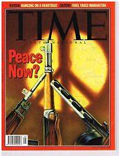 TIME INTERNATIONAL MAGAZINE - November 6, 1995