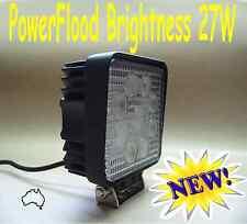 LED  Work Light Tipper Truck Backhoe Bobcat Excavator Bright Lite 27W