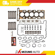 Head Gasket Bolts Set Fit 04-06 Chevrolet Colorado Hummer H3 GMC Canyon 3.5 6
