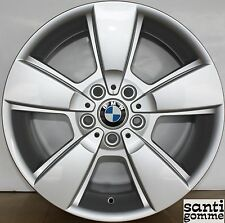 "KIT DI 4 CERCHI IN LEGA 8 x 18 "" BMW X3 ORIGINALI USATI 3411524"